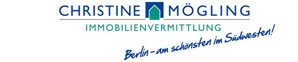 Logo Christine Mögling Immobilienvermittlung
