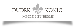 Logo DUDEK & KÖNIG Immobilien GmbH Berlin