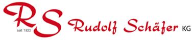 Logo Rudolf Schäfer KG