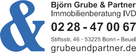 Logo Björn Grube & Partner Immobilienberatung OHG