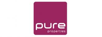 Logo pure properties GmbH